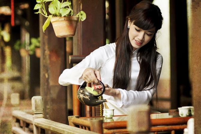 Văn hóa trà Việt